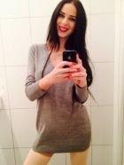 Карина - проститутка студентка от 1200 грн. в час