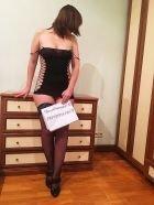 БДСМ шлюха Настя, 23 лет, рост: 175, вес: 55