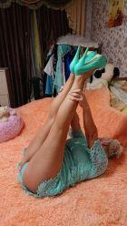 Анастасия — девушка на ночь от 1000 грн.
