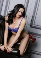 Кристина Транс — эротический массаж лингама от 4000 грн.